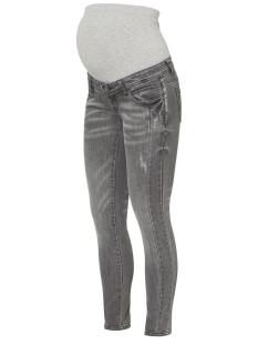 Mama-Licious Positie broek MLATHEN SLIM GREY JEANS A. 20009050 Dark Grey Denim