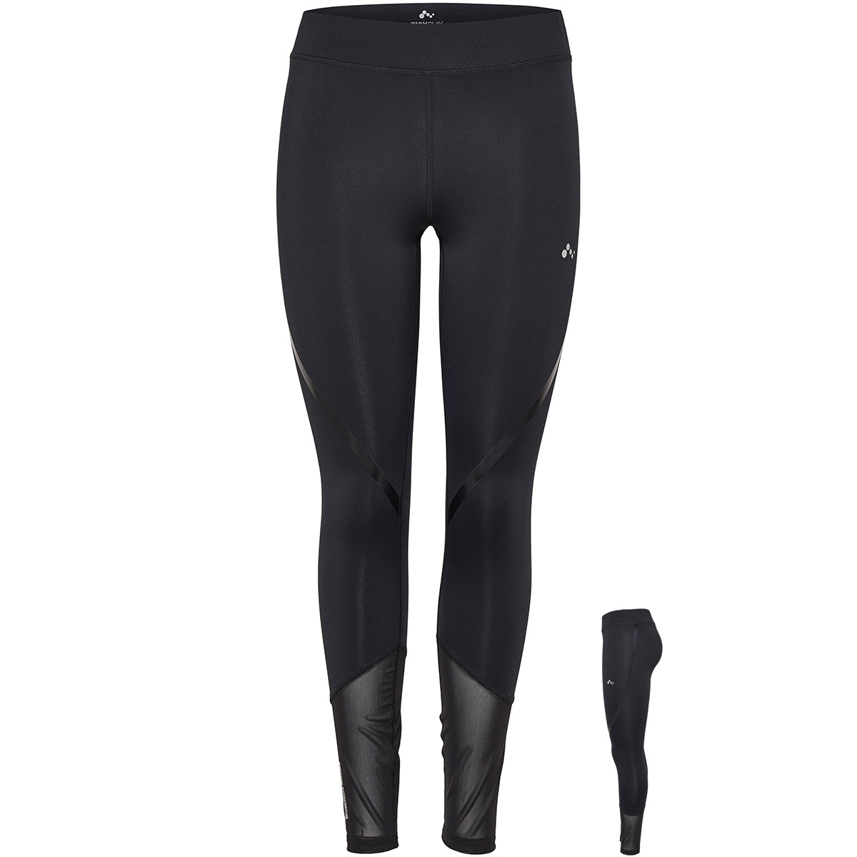 onpkimmi shape up training tights 15154967 only play sport broek black