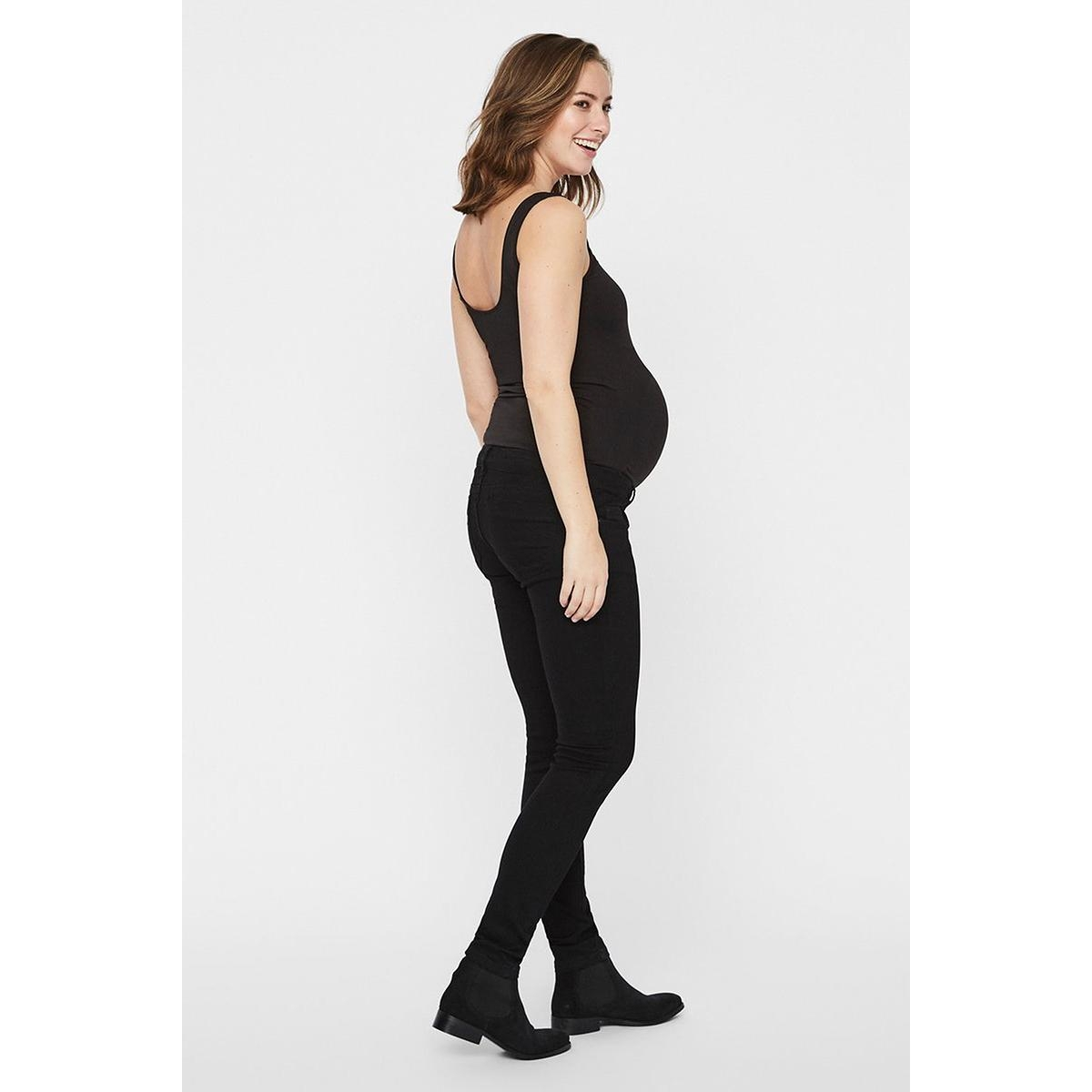 mllola slim black jeans noos a. 20008774 mama-licious positie broek black