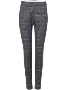 Circle of Trust Broek W1823950 AGGY PANTS GREY MELANGE CHECK