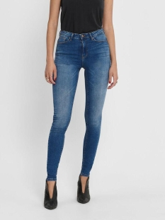 Only Jeans onlPAOLA HW SK DNM JEANS AZG0007 NOOS 15165792 Medium Blue Denim