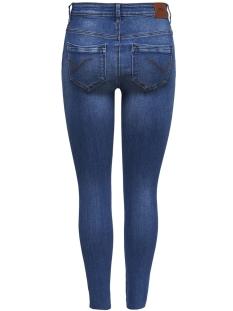 onlpaola hw sk dnm jeans azg0007 noos 15165792 only jeans medium blue denim
