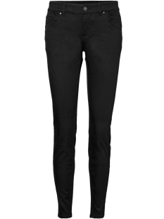 Vero Moda Broek VMHOT ELLA LR PUSH UP PANT 10202616 Black