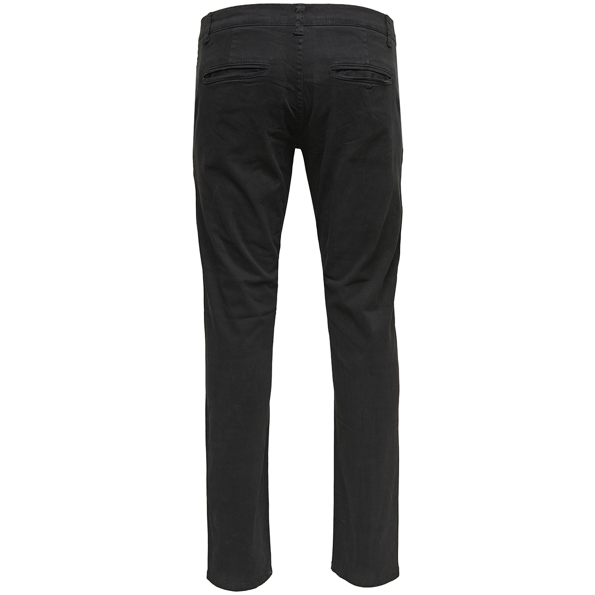 onstarp chino pk 1462 noos 22011462 only & sons broek black