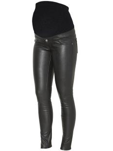 Mama-Licious Positie broek MLSUEZ SLIM BLACK PANTS 20009070 Black