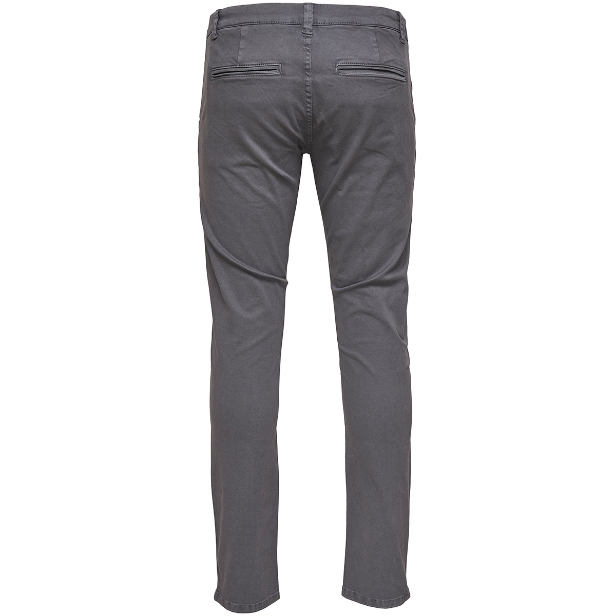 onstarp chino pk 1462 noos 22011462 only & sons broek gray pinstripe