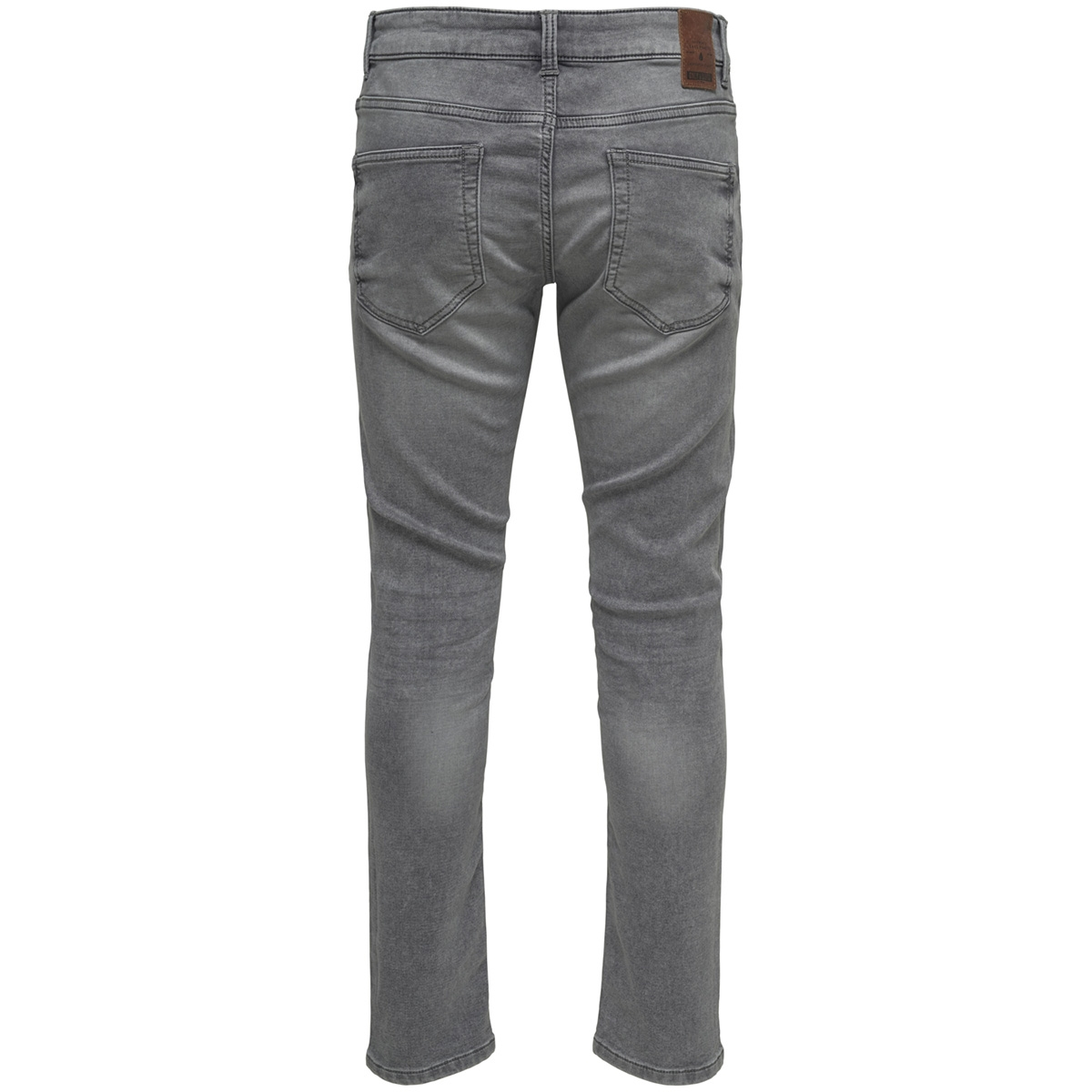 onsloom grey jog pk 1444 noos 22011444 only & sons jeans grey denim