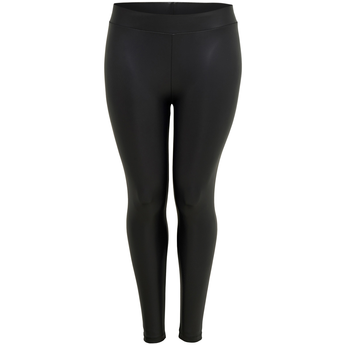 cartime pu legging 15171652 only carmakoma legging black