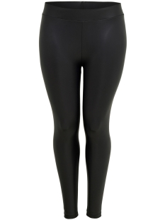 Only Carmakoma Legging carTIME PU LEGGING 15171652 Black