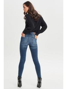 jdyjona skinny high med blue noos d 15171475 jacqueline de yong jeans medium blue denim