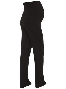 mlnew rosa jersey yoga pant 20007660 mama-licious positie broek black