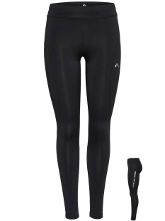 Only Play Sport broek onpVIBE RUN COMPRESSION TIGHTS 15159537 Black