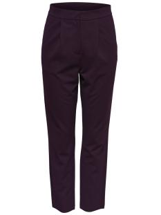 Jacqueline de Yong Broek JDYLARA HIGH WAIST ANCLE PANTS JRS 15163062 Potent Purple