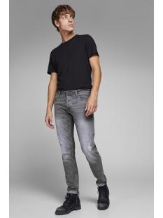 jjiglenn jjoriginal am 767 12145064 jack & jones jeans grey denim