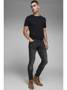 jjiglenn jjoriginal am 769 12144328 jack & jones jeans black denim