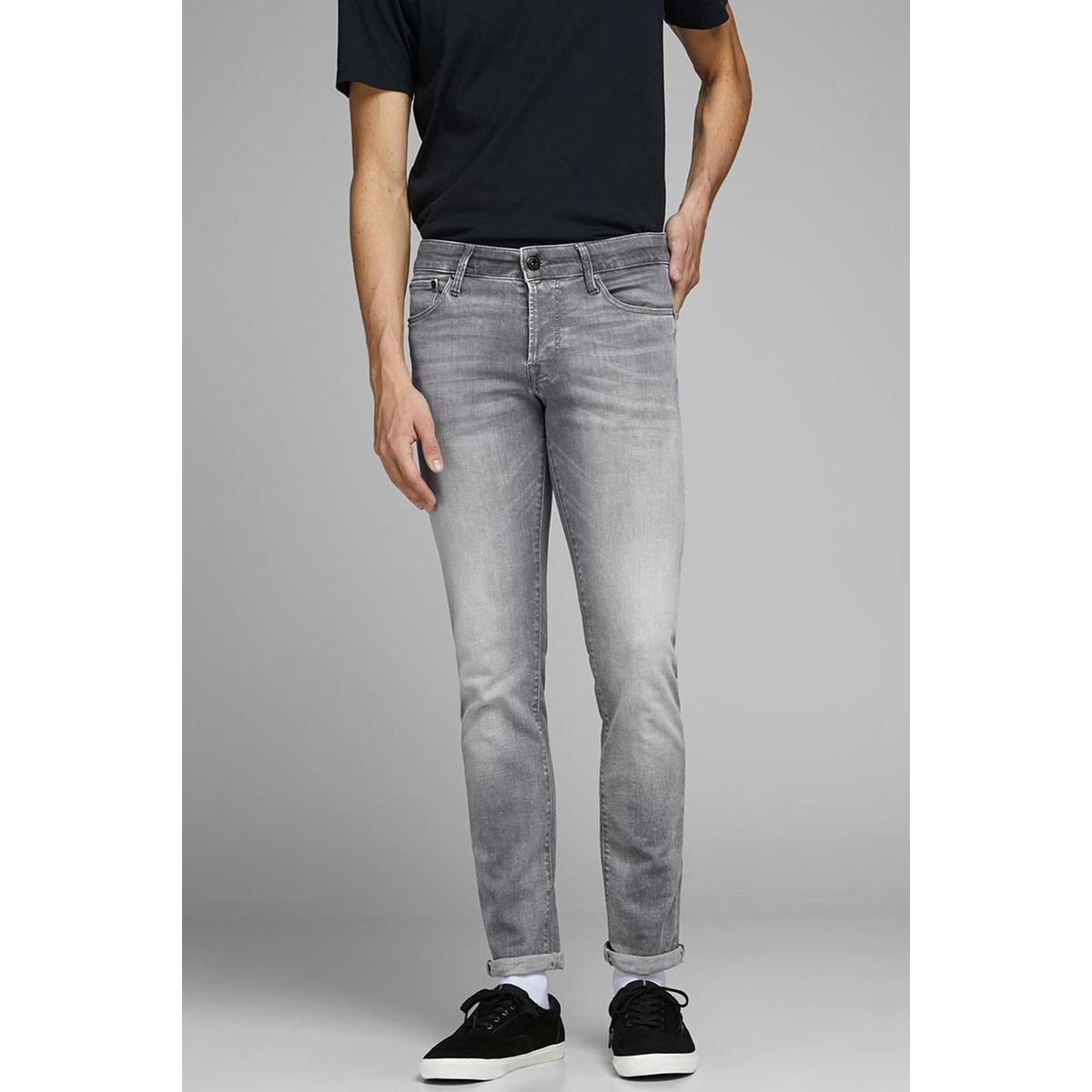 jjiglenn jjicon jj 257 50sps noos 12147024 jack & jones jeans grey denim