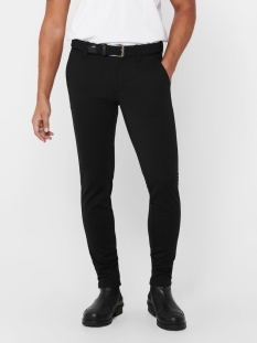 onsmark pant gw 0209 noos 22010209 only & sons broek black