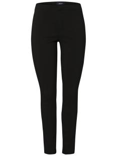 pclogan slim mw ankle pant-in/noos 17093039 pieces broek black