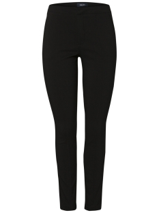 Pieces Broek PCLOGAN SLIM MW ANKLE PANT-IN/NOOS 17093039 Black