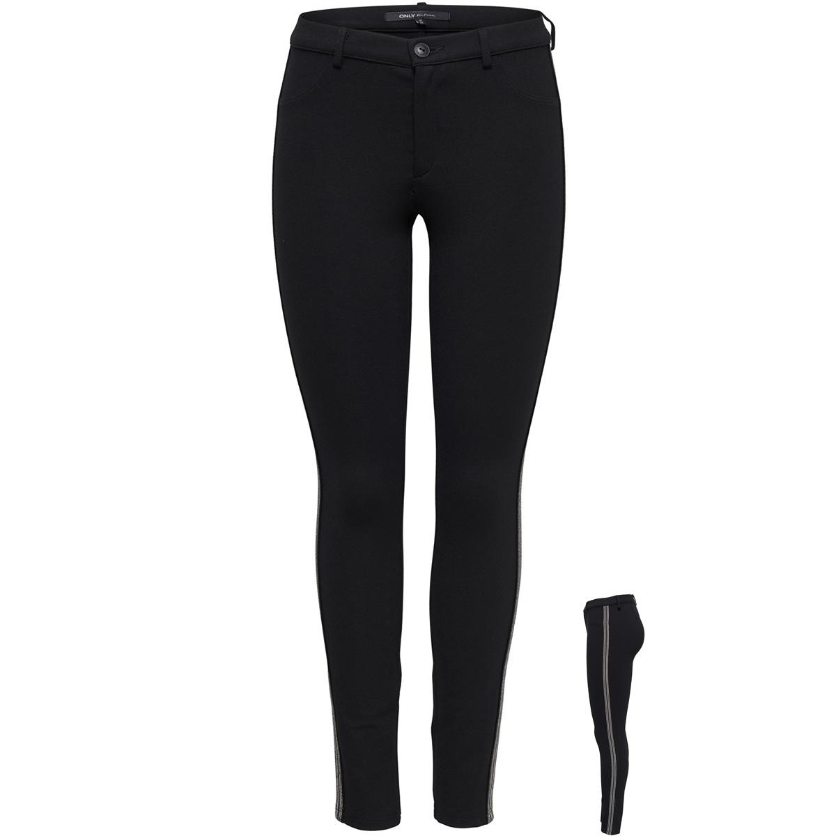 onlevie ankle glitter sport legging 15168777 only legging black