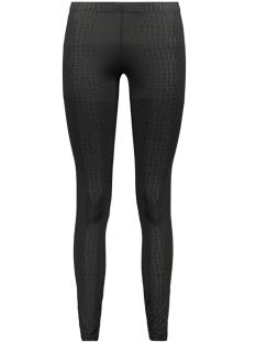 vmrock on shiny legging print 10216857 vero moda legging black/kaberta dtm