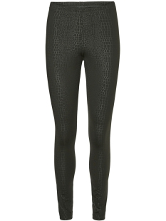 Vero Moda Legging VMROCK ON SHINY LEGGING PRINT 10216857 Peat/KABERTA DTM