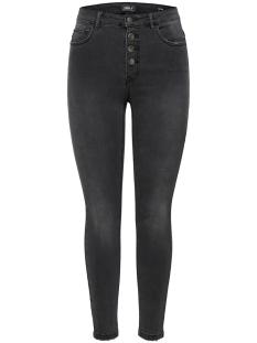 Only Jeans onlPETRA HW SK BT DOWN DNM JEANS BJ 15172070 Black