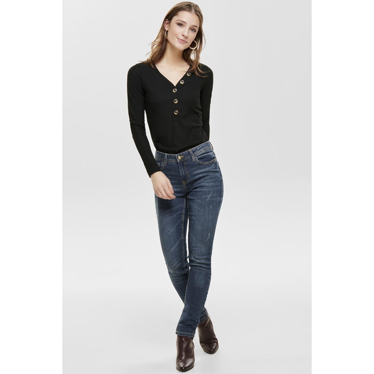 jdymagic skinny rw medium blue noos 15167127 jacqueline de yong jeans medium blue denim