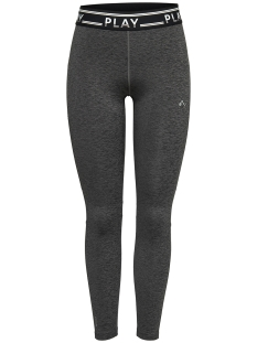 Only Play Sport broek onpLUNA TRAINING TIGHTS PRS 15160056 Black/W. MELANGE