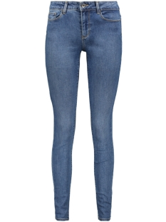 Vero Moda Jeans VMSEVEN MR SLIM JEANS VI301 10201609 Medium Blue Denim