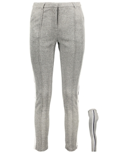 Vila Broek VISILLAS RW 7/8 PANT 14050448 Medium Grey Melange