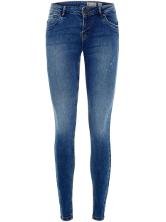 Vero Moda Jeans VMELLA LR SLIM JEANS GU301 10201808 Medium Blue Denim