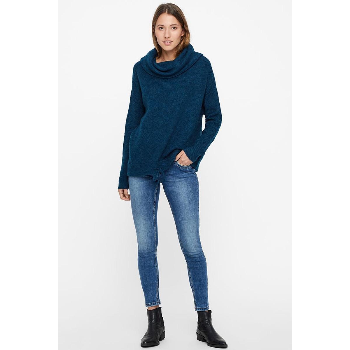 vmella lr slim jeans gu301 10201808 vero moda jeans medium blue denim