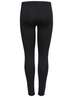 jdypamela piping leggings jrs 15171833 jacqueline de yong legging black/w. fiery r