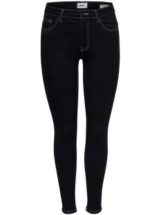 Only Jeans onlCARMEN REG CON SK AN DNM JENS BJ13554 15170215 Black