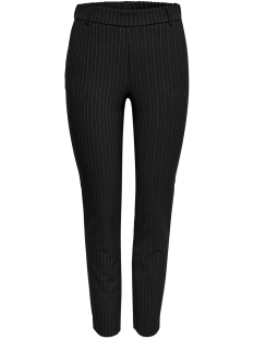 Only Broek onlGLOWING MID ANKLE PANT DO PNT 15180457 Black/pinstripe