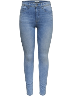 Jacqueline de Yong Jeans JDYJONA SKINNY HIGH LIGHT BLUE  NOOS 15171481 Light Blue Denim