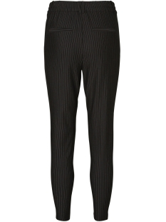 nmpower nw pinstripe  pants noos 27002788 noisy may broek black/white
