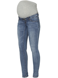 Mama-Licious Positie broek MLGOLDEN SLIM JEANS NOOS 20009807 Light Blue Denim