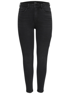 Only Jeans onlMILA HW SKINNY ANK JEANS BJ13776 15173437 Black Denim
