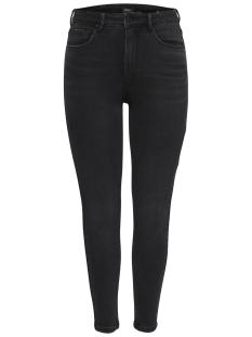 Only Jeans onlMILA HW SKINNY ANK JEANS BJ13776 15173437 Black Denim