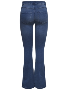 onlroyal high sk sweet flared 504 15170042 only jeans dark blue denim