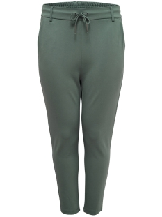 Only Carmakoma Broek CARGOLDTRASH CLASSIC 15167323 Balsam Green