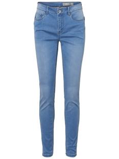 vmseven shape up mr slim jean vi334 10209582 vero moda jeans light blue denim