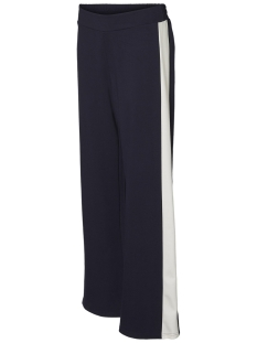 nmpower nw ankle pant x3 27007282 noisy may broek night sky/snow white
