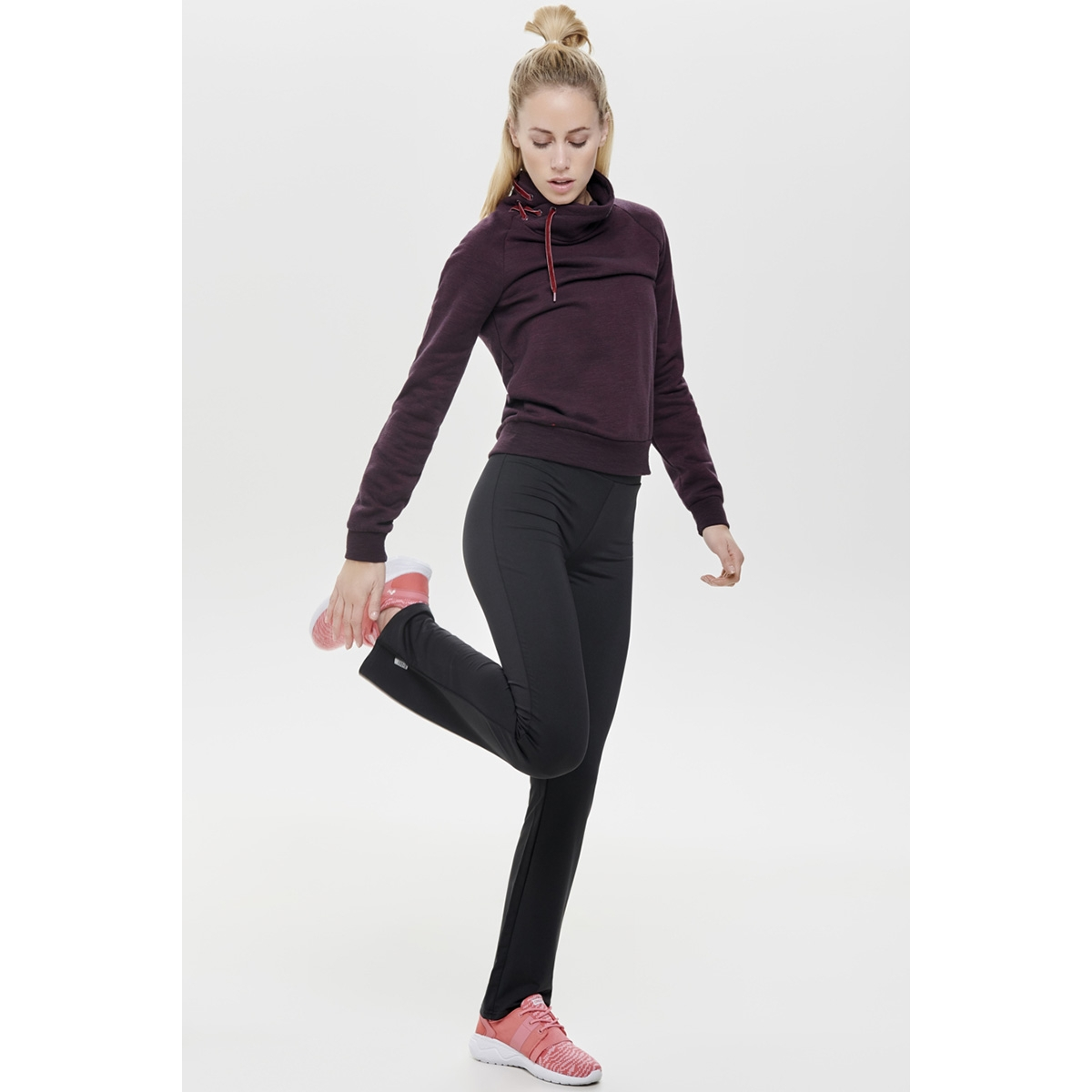 onpnicole jazz training pants - opu 15175048 only play sport broek black