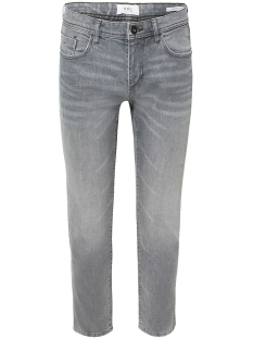EDC Jeans JEANS MET WASHED-OUT EFFECTEN 029CC2B005 C922