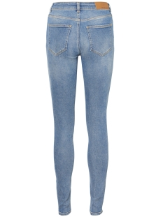 nmlucy nr skinny jeans ba021mb clr 27005429 noisy may jeans medium blue denim