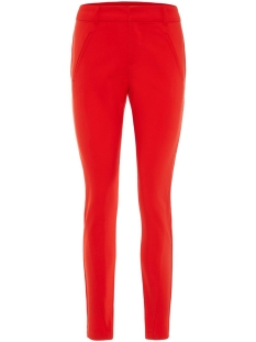 Vero Moda Broek VMVICTORIA MR ANTIFIT ANKLE PANTS C 10186583 Fiery Red