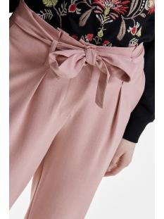 onlnicole paperbag ankel pants wvn noos 15160446 only broek misty rose